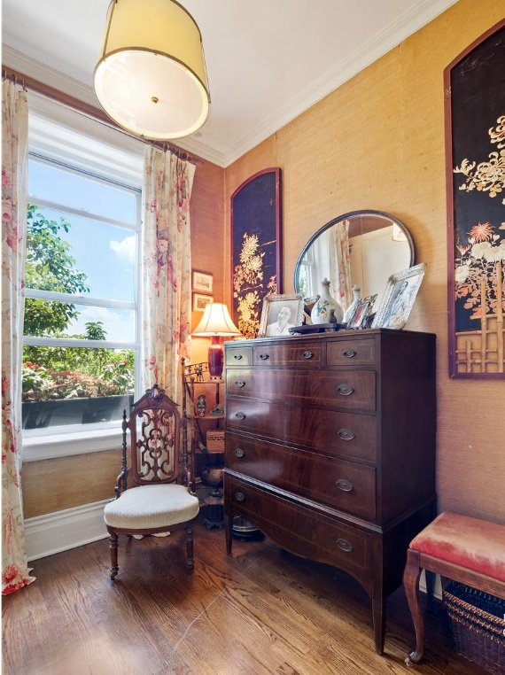 45-10 11th street, townhouse, long island city, bedroom