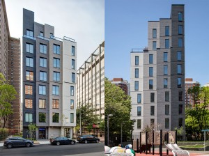 Monadnock, Carmel Place, Kips Bay Apartments, narchitects