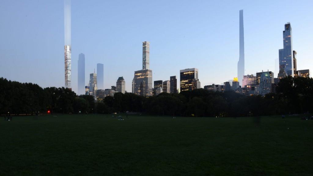 Archilier Architects, Billionaires Row Development, NYC skyscrapers, Kuafu Properties