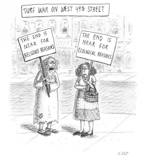war on 49th street by roz chast