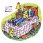 Roz Chast cartoons in the new yorker