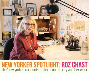Roz Chast of the new yorker