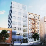 Washington Heights Development, 536 West 170th, Uptown construction