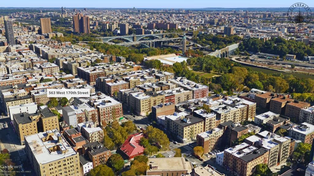 Washington Heights Development, 536 West 170th, Uptown construction