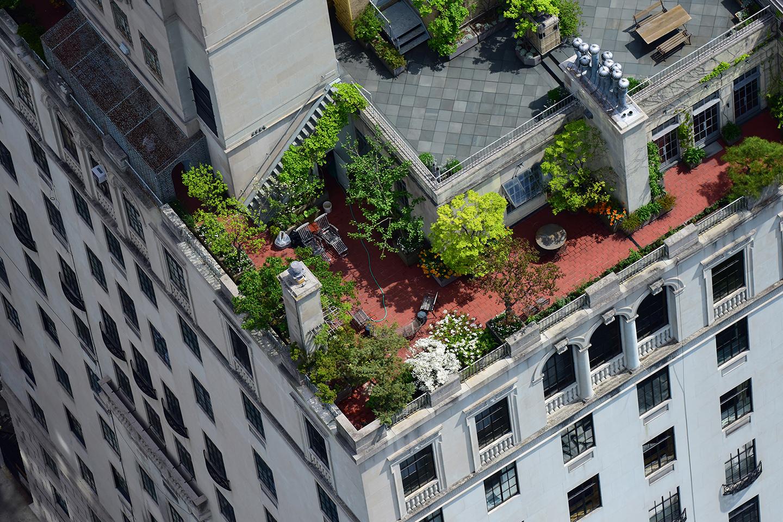 Aerial photographer peter massini captures nyc 39 s hidden for Garden design jobs nyc
