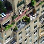 Peter Massini, NYC aerial photography, NYC rooftop gardens, architectural photography