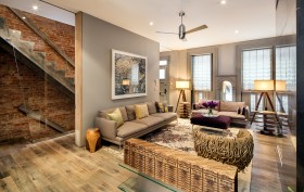 451 West 24th Street, Winka Dubbeldam, Tia Cibani, Townhouse, Manhattan Townhouse, Chelsea, Fashion Designer, Cool Listing, Manhattan Townhouse for sale, renovation, interiors
