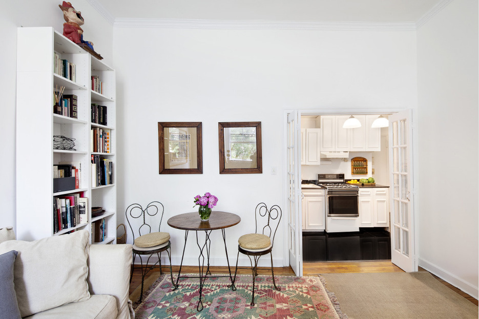 226 West 11th Street, co-op, west village, dining area, kitchen