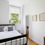 226 West 11th Street, co-op, west village, bedroom