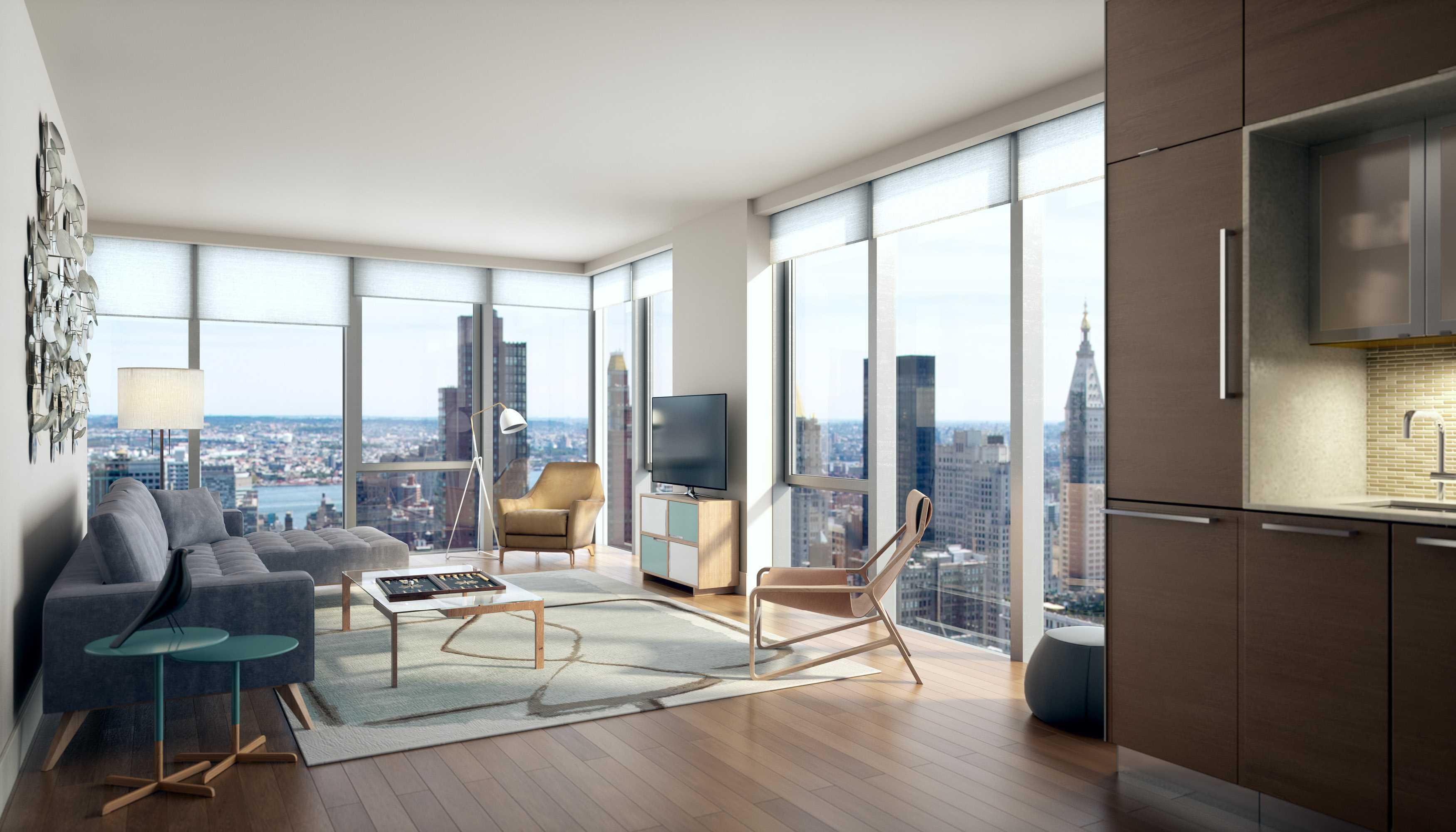Eos Luxury Apartments