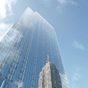 EŌS, Midtown Skyscrapers, NYC development, Durst Organization, COOKFOX