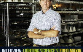 fred maxik of lighting science