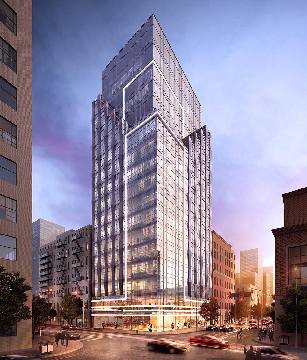 Condo Rentals Nyc: First Look At BKSK Architect's Upcoming Condo Tower