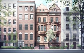 11-15 East 75th Street, Roman Abramovich, Landmarks Preservation Commission, Upper East Side mansion, Steven Wang architect