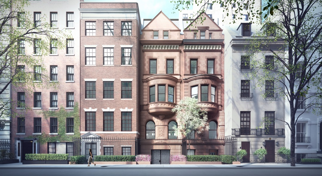 Top 10 New York Residential Sales 9-13 East 75th Street Propertymate