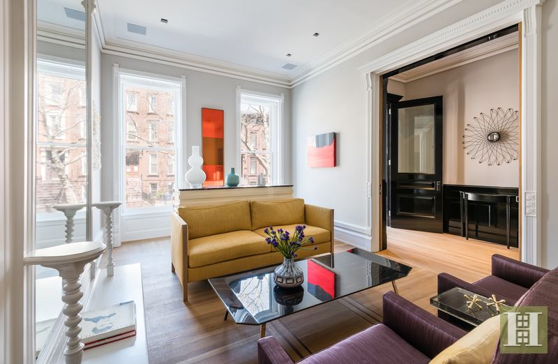 Historic Home Upgraded By High End Furniture Designer Asks $2.995M In  Bed Stuy