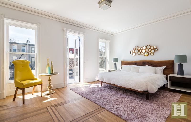588 Madison Street, bed-stuy, townhouse, bedroom