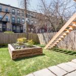 588 Madison Street, bed-stuy, townhouse, garden