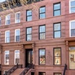 588 Madison Street, bed-stuy, townhouse, facade