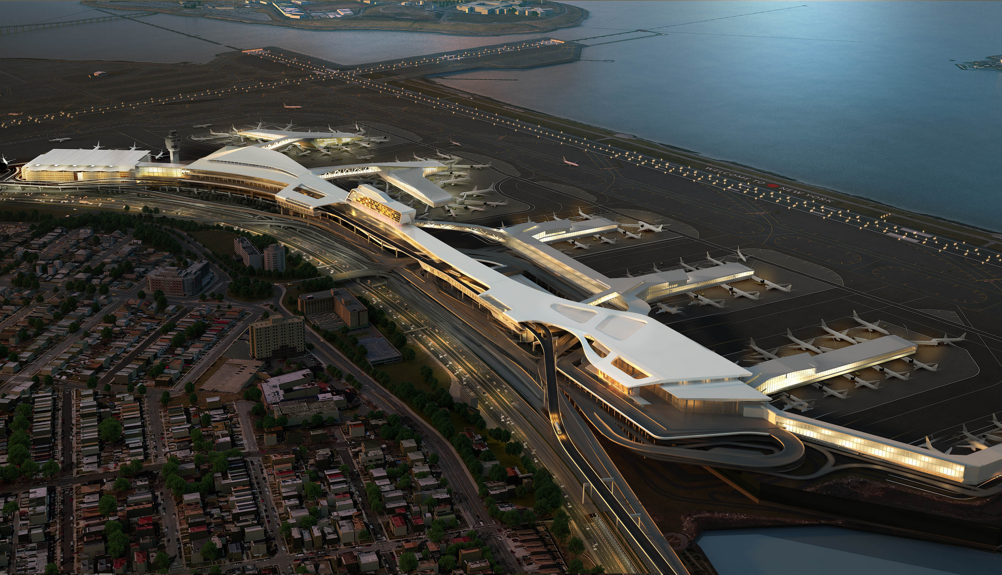 LaGuardia Airport overhaul, Governer Andrew Cuomo, LaGuardia renovation