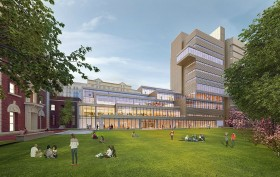 Barnard College New Teaching and Learning Center