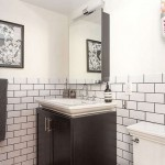 Lewis Steel Building, 76 North 4th Street, bathroom, rental