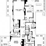 444 East 57th Street Floorplan
