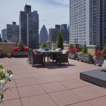 444 East 57th Street Roof deck