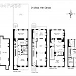 34 West 11th Street Floorplan