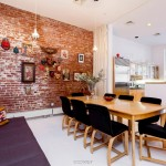27 Great Jones Street, loft, rental, noho, dining room
