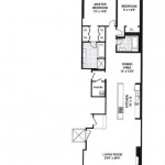 27 Great Jones Street, loft, rental, noho, floorplan
