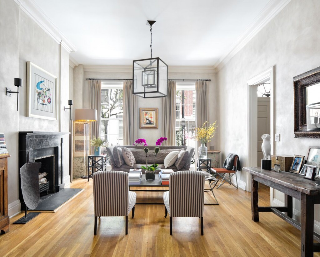 13m Historic Greenwich Village Townhouse Might Keep You