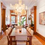 323 sterling place, dining room, prospect heights
