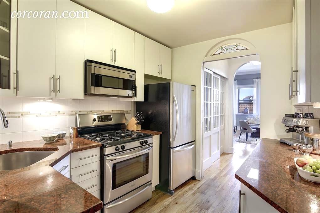 656 carroll street, park slope, co-op, kitchen