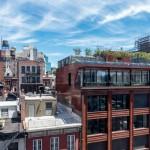 1 bond street rooftop view