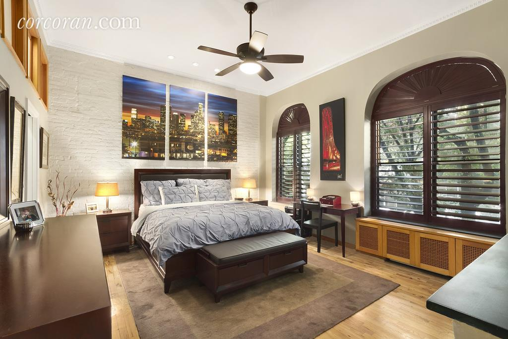 61 West 68th Street, Upper West Side, bedroom, co-op, parlor floor