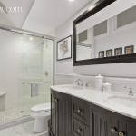 61 West 68th Street, Upper West Side, bathroom, co-op, parlor floor