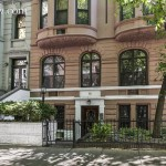 61 west 68th street, facade