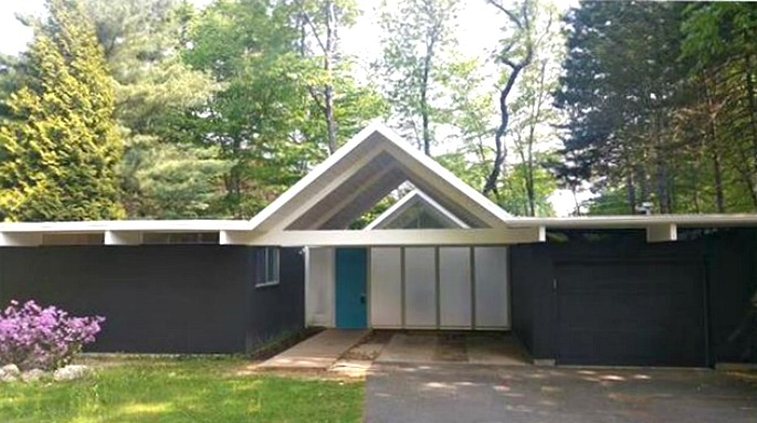 130 Grotke Road, Eichler, Eichler House, Joseph Eichler, Eichler For sale, Jones & Emmons, Rockland County, Chestnut Ridge, Ramapo. Mid Century Modern, Modern Homes, Modernism, Architecture