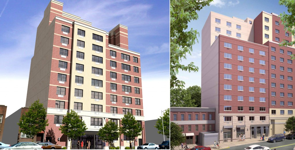 Affordable housing lottery begins for two brand new bronx for Affordable building