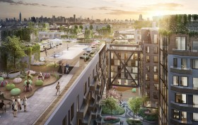 Bushwick II, Rheingold Brewery site, Bushwick development, ODA Architects