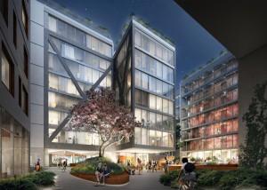 Bushwick II, Rheingold Brewery site, Bushwick development, ODA Architects