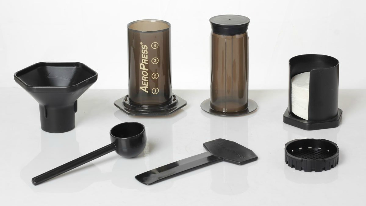 Aeropress Coffee Maker Crema : For Just USD 30, the AeroPress Coffee Maker Might Be the Next Big Thing in Brewing 6sqft