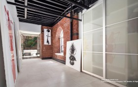 324 Pearl Street, Financial District, loft, rental, living room