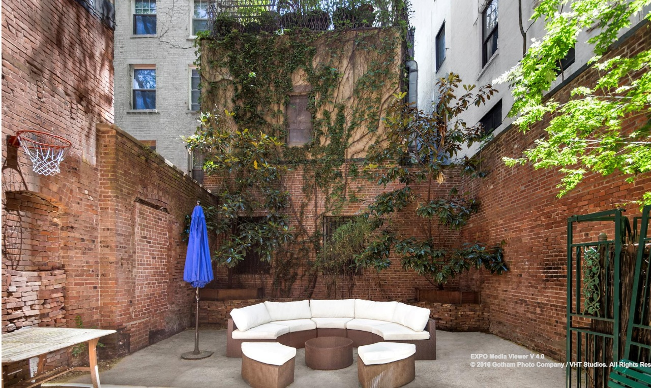 324 Pearl Street, Financial District, loft, rental, patio