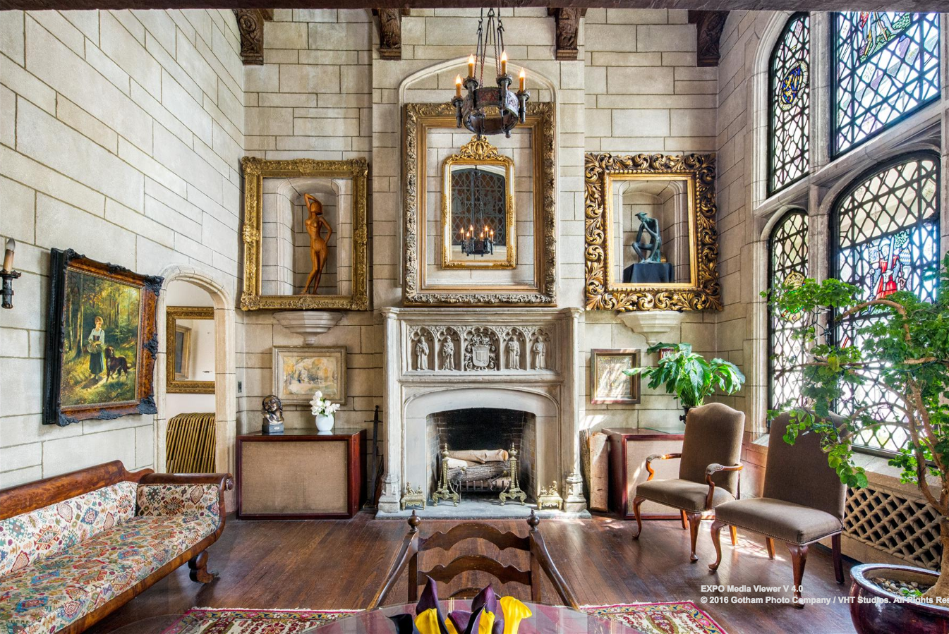 Gramercy tudor castle co op now twice the size is back for Gramercy park nyc apartments