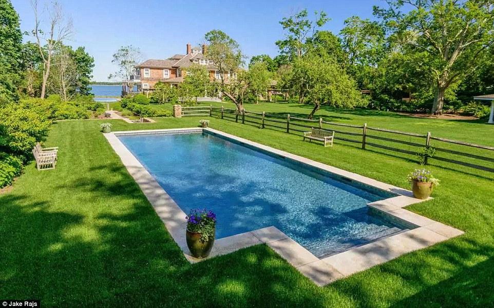 Strongheart Manor, 26 Actors Colony Road, Richard Gere, Matt Lauer, Hamptons celebrities