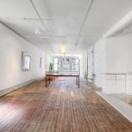 64 Grand Street, soho, artist loft, living room