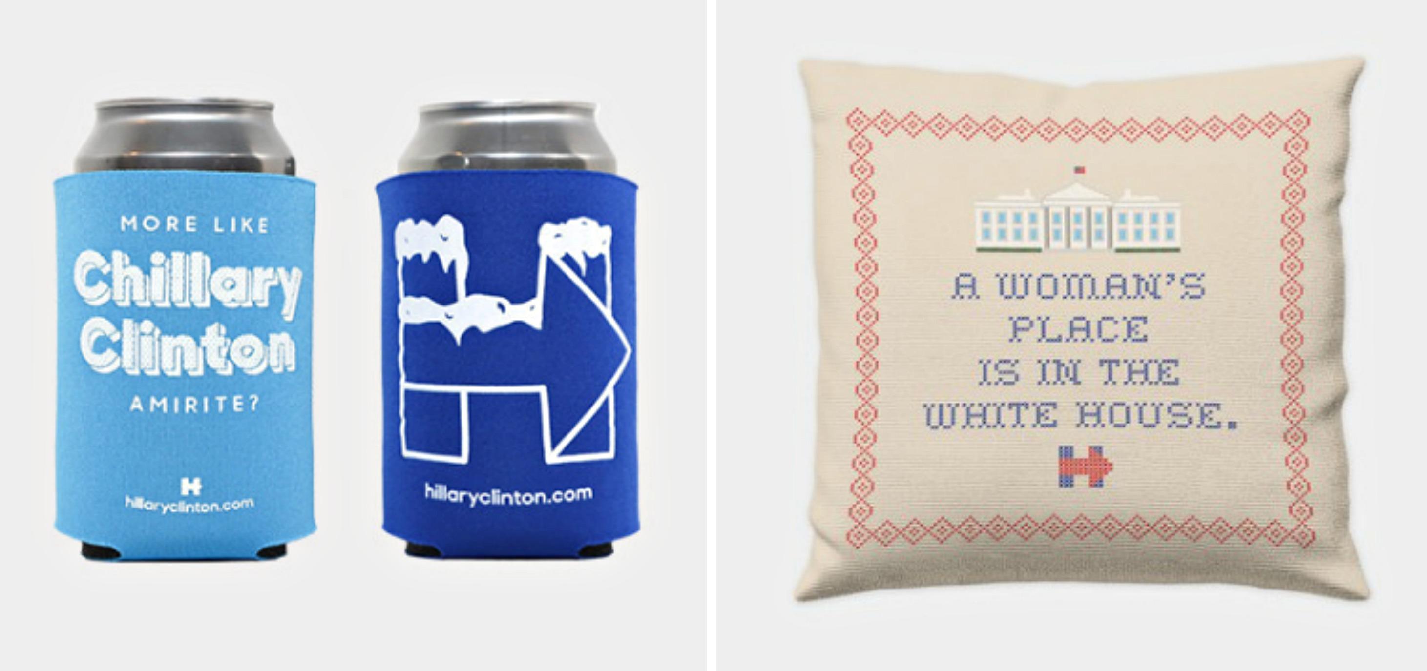 Hillary Clinton-merchandise-housewares
