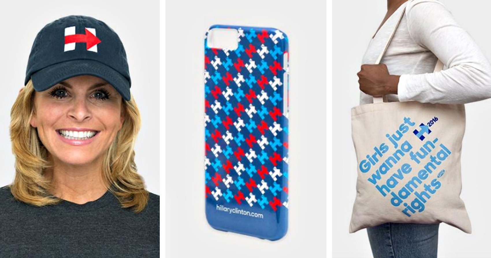 Hillary Clinton-merchandise-accessories